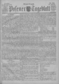 Posener Tageblatt 1900.09.11 Jg.39 Nr424