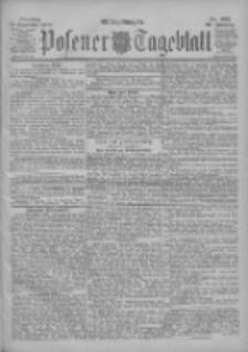 Posener Tageblatt 1900.09.11 Jg.39 Nr425