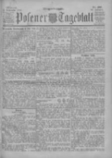 Posener Tageblatt 1900.09.12 Jg.39 Nr426