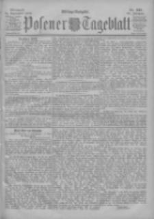 Posener Tageblatt 1900.09.12 Jg.39 Nr427