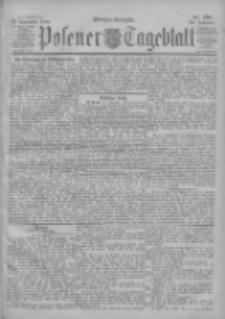Posener Tageblatt 1900.09.13 Jg.39 Nr428
