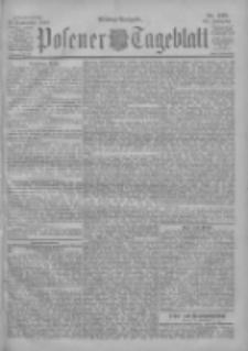 Posener Tageblatt 1900.09.13 Jg.39 Nr429