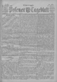 Posener Tageblatt 1900.09.14 Jg.39 Nr430