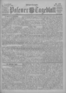 Posener Tageblatt 1900.09.15 Jg.39 Nr432