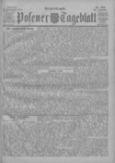 Posener Tageblatt 1900.09.16 Jg.39 Nr434