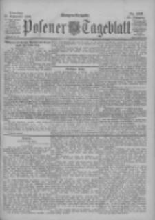 Posener Tageblatt 1900.09.18 Jg.39 Nr436