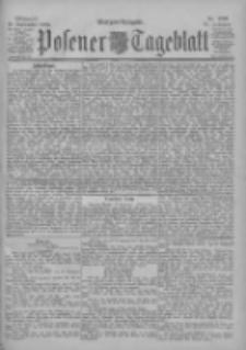 Posener Tageblatt 1900.09.19 Jg.39 Nr438