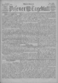 Posener Tageblatt 1900.09.23 Jg.39 Nr446