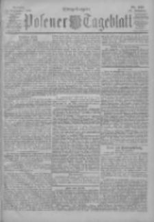Posener Tageblatt 1900.09.24 Jg.39 Nr447