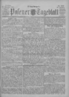Posener Tageblatt 1900.09.25 Jg.39 Nr449