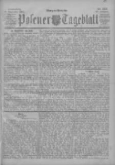 Posener Tageblatt 1900.09.27 Jg.39 Nr452