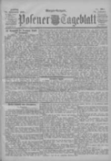 Posener Tageblatt 1900.09.28 Jg.39 Nr454