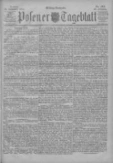 Posener Tageblatt 1900.09.28 Jg.39 Nr455