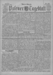 Posener Tageblatt 1900.09.30 Jg.39 Nr458