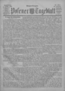 Posener Tageblatt 1900.10.04 Jg.39 Nr464
