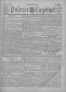 Posener Tageblatt 1900.10.04 Jg.39 Nr465