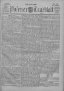 Posener Tageblatt 1900.10.05 Jg.39 Nr467