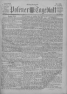 Posener Tageblatt 1900.10.06 Jg.39 Nr469