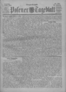 Posener Tageblatt 1900.10.07 Jg.39 Nr470