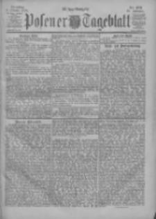 Posener Tageblatt 1900.10.09 Jg.39 Nr473
