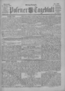 Posener Tageblatt 1900.10.10 Jg.39 Nr475