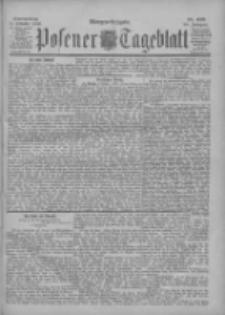 Posener Tageblatt 1900.10.11 Jg.39 Nr476