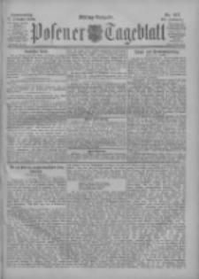 Posener Tageblatt 1900.10.11 Jg.39 Nr477