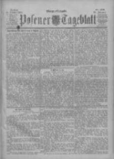 Posener Tageblatt 1900.10.12 Jg.39 Nr478