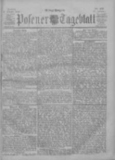 Posener Tageblatt 1900.10.12 Jg.39 Nr479
