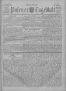 Posener Tageblatt 1900.10.13 Jg.39 Nr481