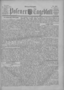 Posener Tageblatt 1900.10.14 Jg.39 Nr482