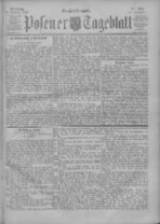 Posener Tageblatt 1900.10.16 Jg.39 Nr484
