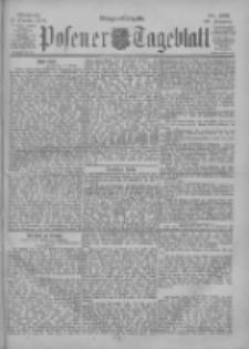Posener Tageblatt 1900.10.17 Jg.39 Nr486