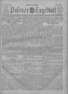 Posener Tageblatt 1900.10.18 Jg.39 Nr488