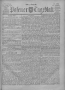 Posener Tageblatt 1900.10.18 Jg.39 Nr489