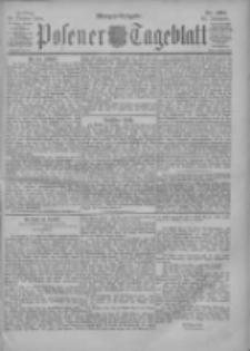 Posener Tageblatt 1900.10.19 Jg.39 Nr490