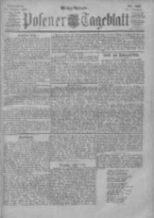 Posener Tageblatt 1900.10.20 Jg.39 Nr493