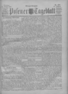 Posener Tageblatt 1900.10.23 Jg.39 Nr496