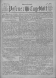Posener Tageblatt 1900.10.24 Jg.39 Nr498