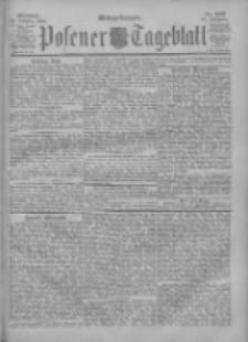 Posener Tageblatt 1900.10.24 Jg.39 Nr499