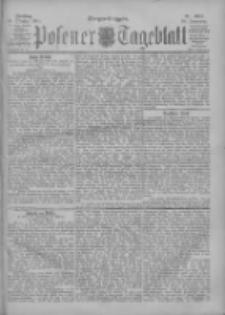 Posener Tageblatt 1900.10.26 Jg.39 Nr502