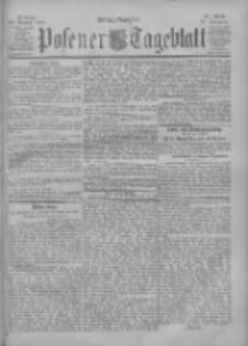 Posener Tageblatt 1900.10.26 Jg.39 Nr503