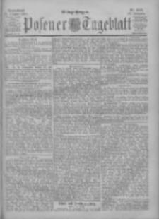 Posener Tageblatt 1900.10.27 Jg.39 Nr505