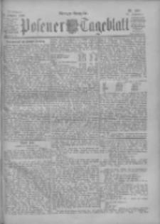 Posener Tageblatt 1900.10.31 Jg.39 Nr510
