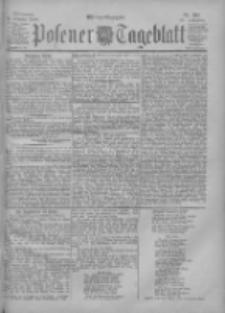 Posener Tageblatt 1900.10.31 Jg.39 Nr511