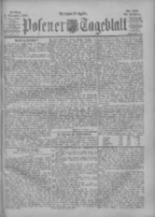 Posener Tageblatt 1900.11.02 Jg.39 Nr514