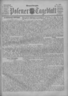 Posener Tageblatt 1900.11.03 Jg.39 Nr516