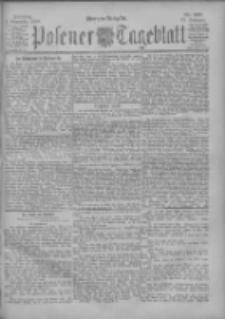 Posener Tageblatt 1900.11.04 Jg.39 Nr518