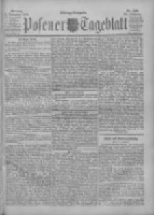 Posener Tageblatt 1900.11.05 Jg.39 Nr519