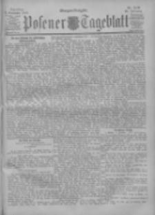 Posener Tageblatt 1900.11.06 Jg.39 Nr520